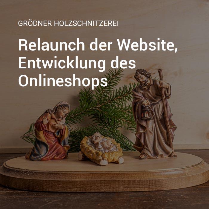 Webdesign und Onlineshop Referenz