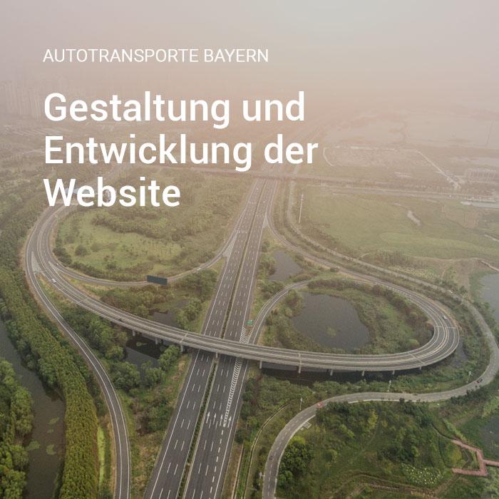 Referenz: Autotransporte Bayern