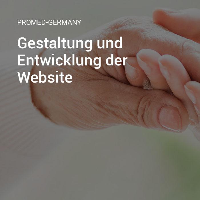 Referenz: Promed-Germany